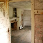 Pettengill Farm homestead interior